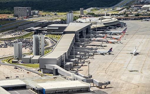 COLETIVA MÍDIA ASSUME OPERAÇÃO DE WI-FI GRATUITO NO AEROPORTO INTERNACIONAL DE BELO HORIZONTE